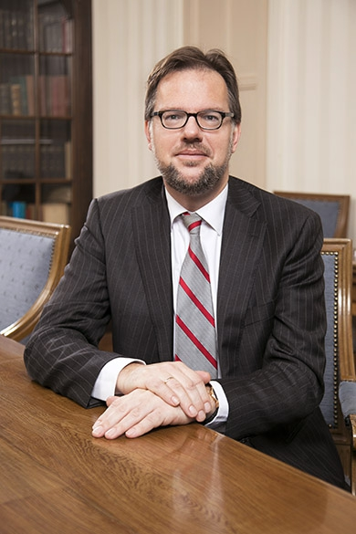 Alex Blomaard, specialist in cooperatives