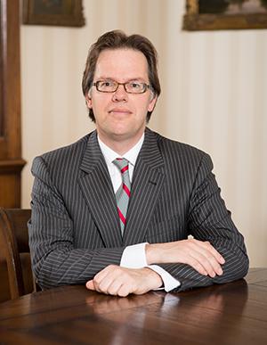 Alex Blomaard, notaris