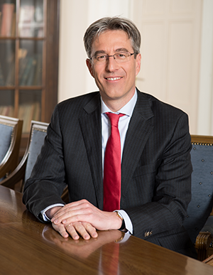 Michiel Kouwenhoven, notaris